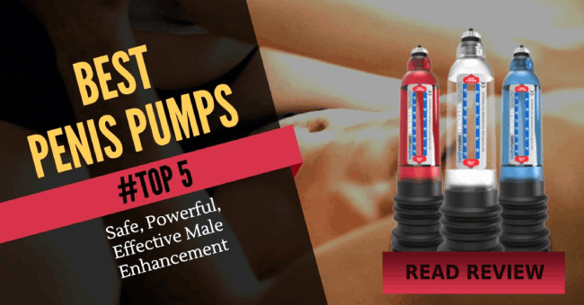 How to use first time male pumps
